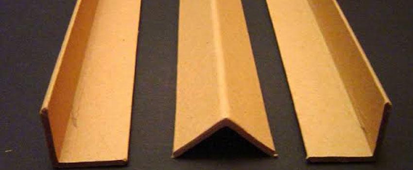 Cardboard edge protectors | Safe Packaging
