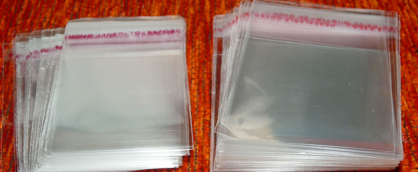 Self Adhesive Pouches