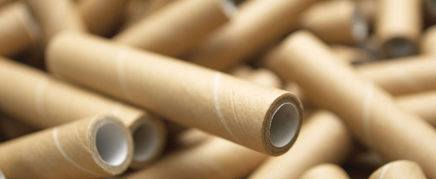 Cardboard tubes and cores | Safe Packaging UK