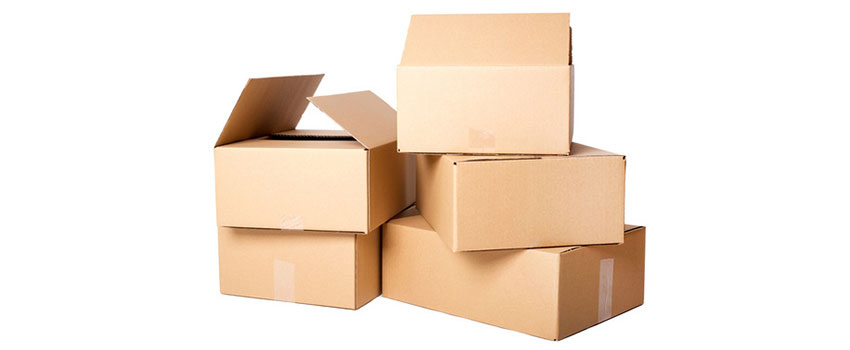 cardboard boxes | Safe Packaging
