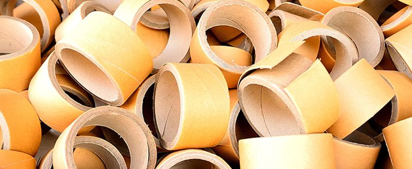 Paper Cores | Safe Packaging UK