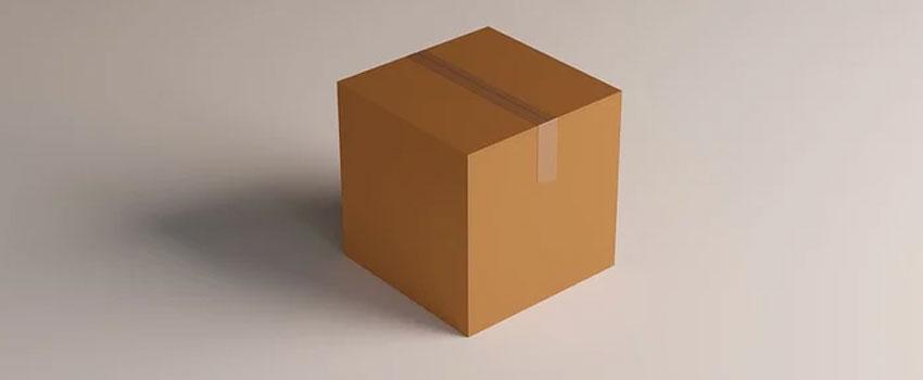 Cardboard Boxes   Safe Packaging
