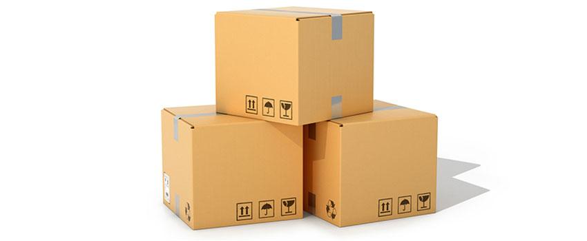 waterproof cardboard boxes | Safe Packaging UK