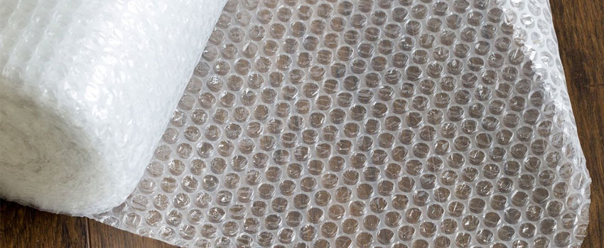 Bubble Wrap Invented | Safe Packing