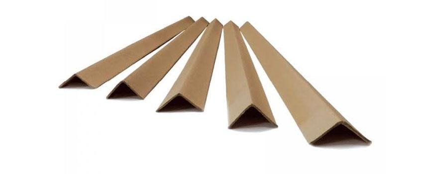 Cardboard edges | Safe packaging