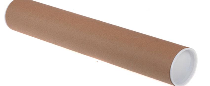 cardboard tubes | Safe packaging