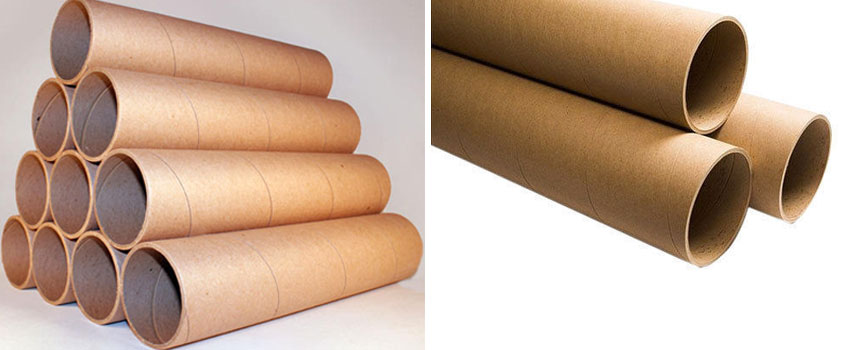 Paper tubes | Safe packaging